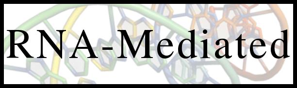 RNA-Mediated